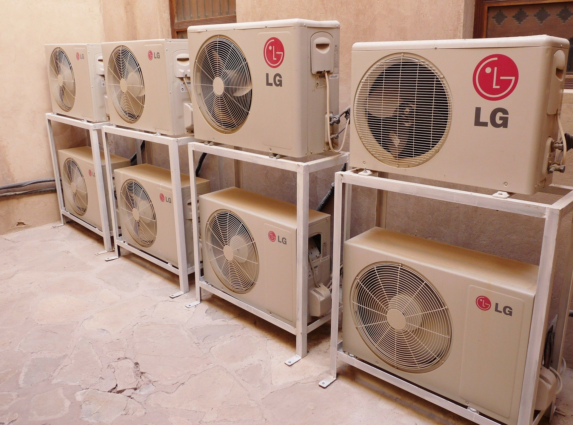 tm44 air conditioning inspection