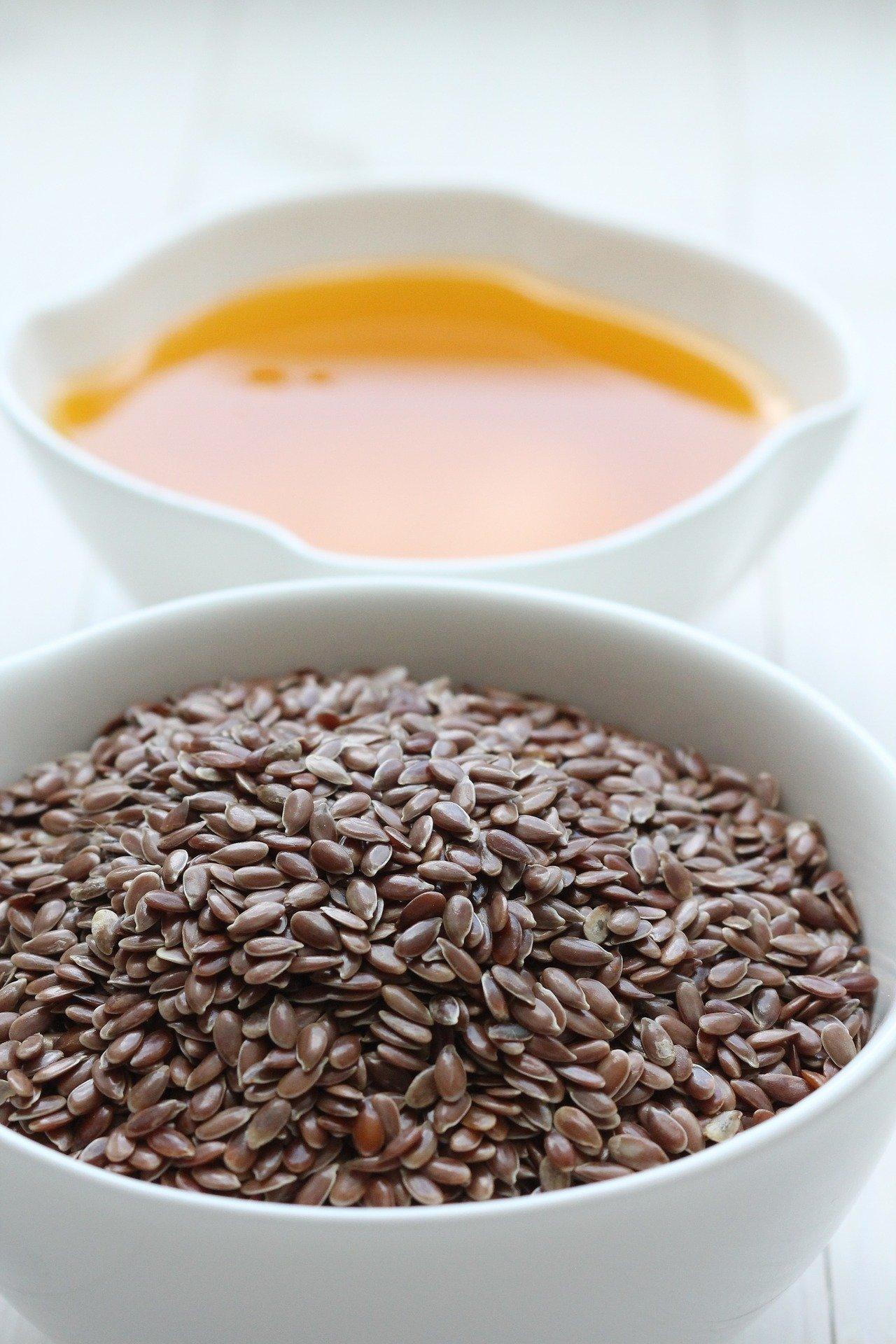 Omega 3 Fettsäuren aus Leinsamen