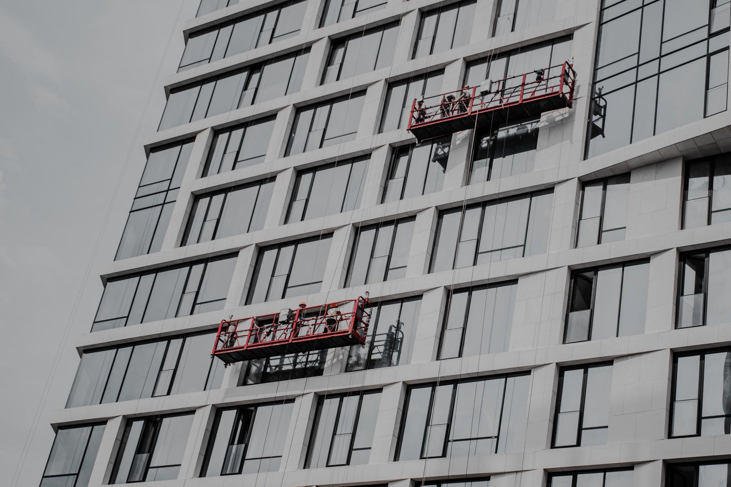 شركة تلميع واجهات في ليوا