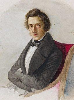 Frantz LIZST Portrait musicien compositeur