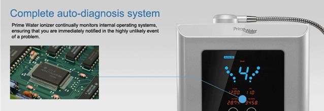 Ionizer Auto Diagnosis