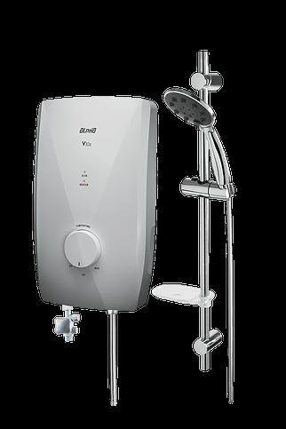 Walkaline India V10i Shower Water Heater - Bianco Color