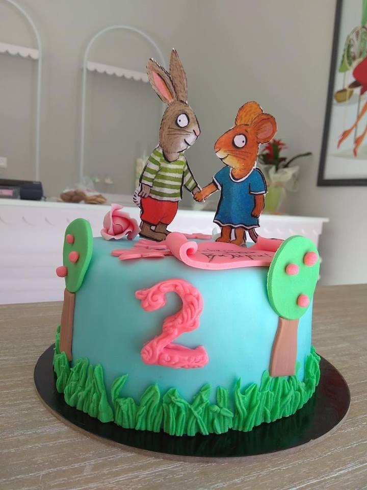 τούρτα γενεθλίων από ζαχαρόπαστα tik tela ζαχαροπλαστείο καλαμάτα madamecharlotte.gr, birthday cakes kalamata
