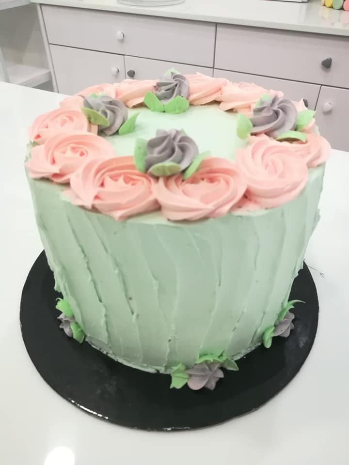 τούρτα χωρίς ζαχαρόπαστα flowers λουλούδια, ζαχαροπλαστείο καλαμάτα madame charlotte, birthday wedding party cakes 2d 3d kalamata