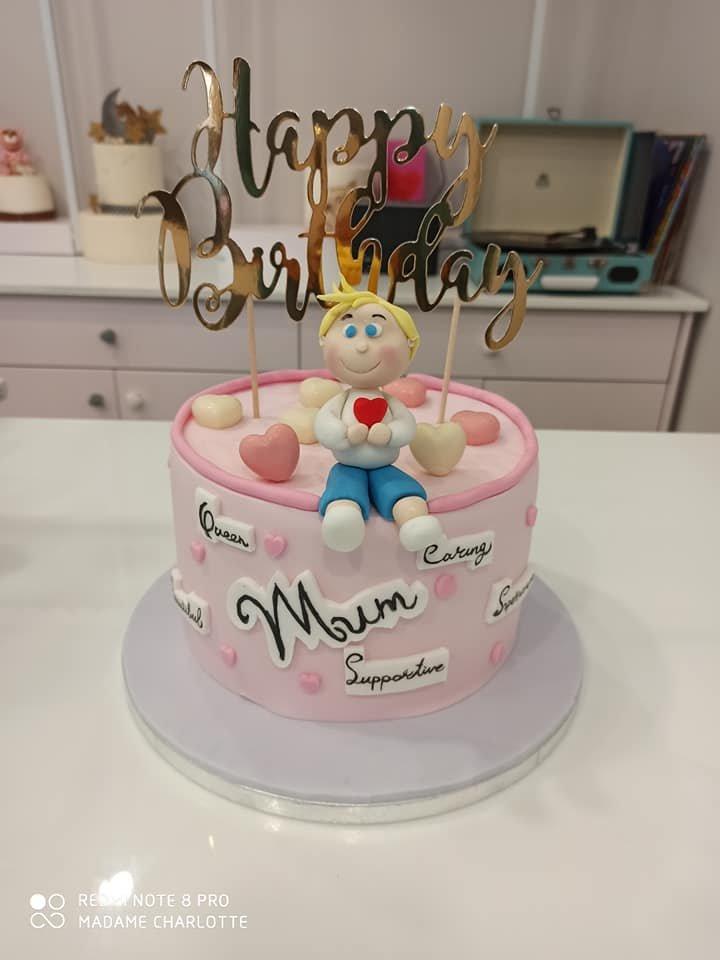 τούρτα από ζαχαρόπαστα happy birthbay themed cake, Ζαχαροπλαστεία Καλαμάτα madame charlotte, τούρτες για πάρτι παιδικές γενεθλίων για αγόρια για κορίτσια για μεγάλους, birthday themed cakes patisserie confectionery kalamata