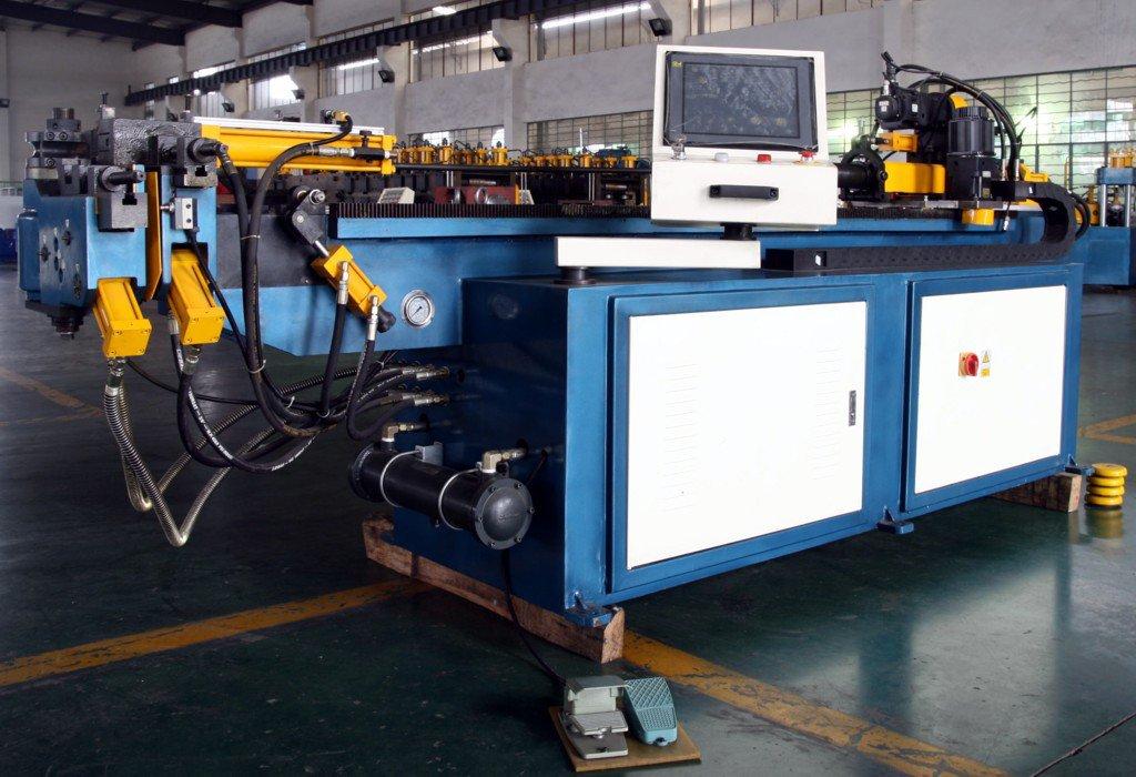 cnc full automatic china pipe bending machine factory