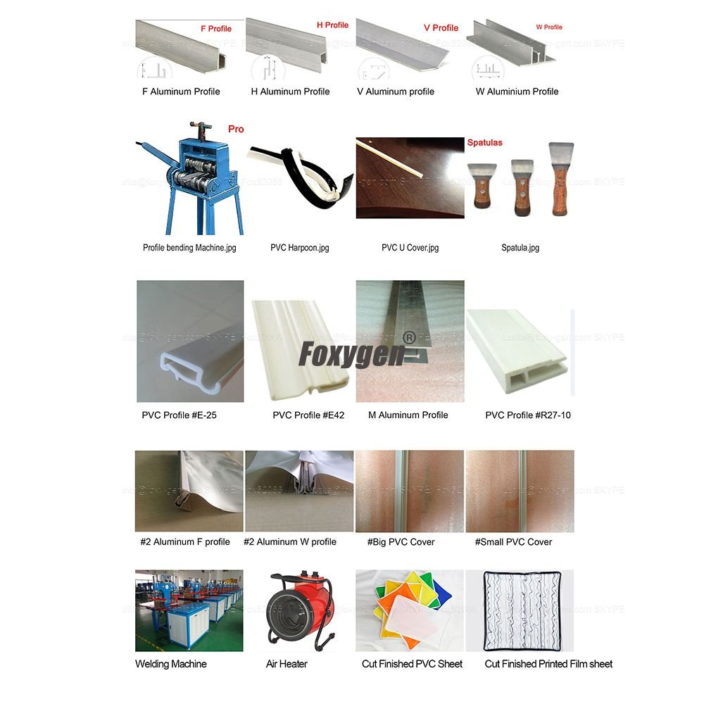 How to repair the soft membrane stretch ceiling film?