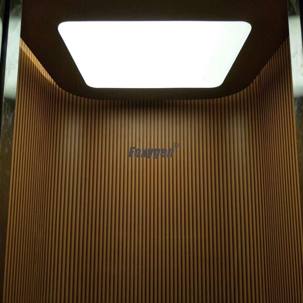 foxygen office stretch ceiling film uv print