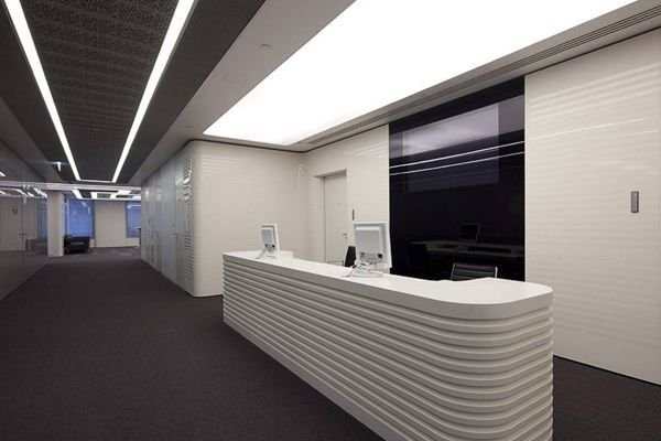 How to install the led light for soft pvc stretch ceiling system