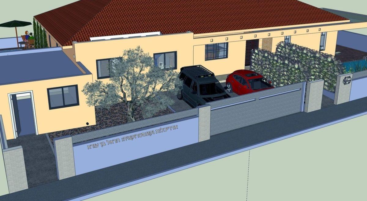 תכנון חכם - מבנה מגורים