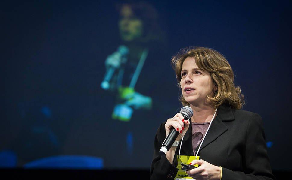 Mirela de Carvalho, gerente de Gestão do Conhecimento do Instituto Unibanco