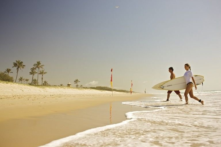 Gold Coast, Queensland   Courtesy of Tourism Australia © Jamie MacFadyen