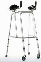 Image of a forearm walker