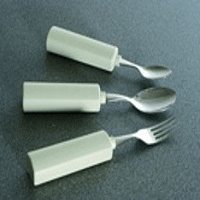 Weighted cutlery