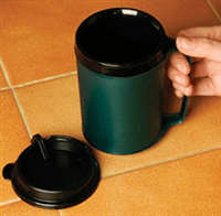 Insulated cups and mugs