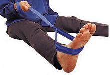 Image of a leg lifter