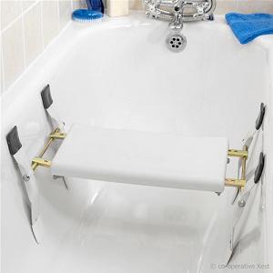 Image of a bath seat