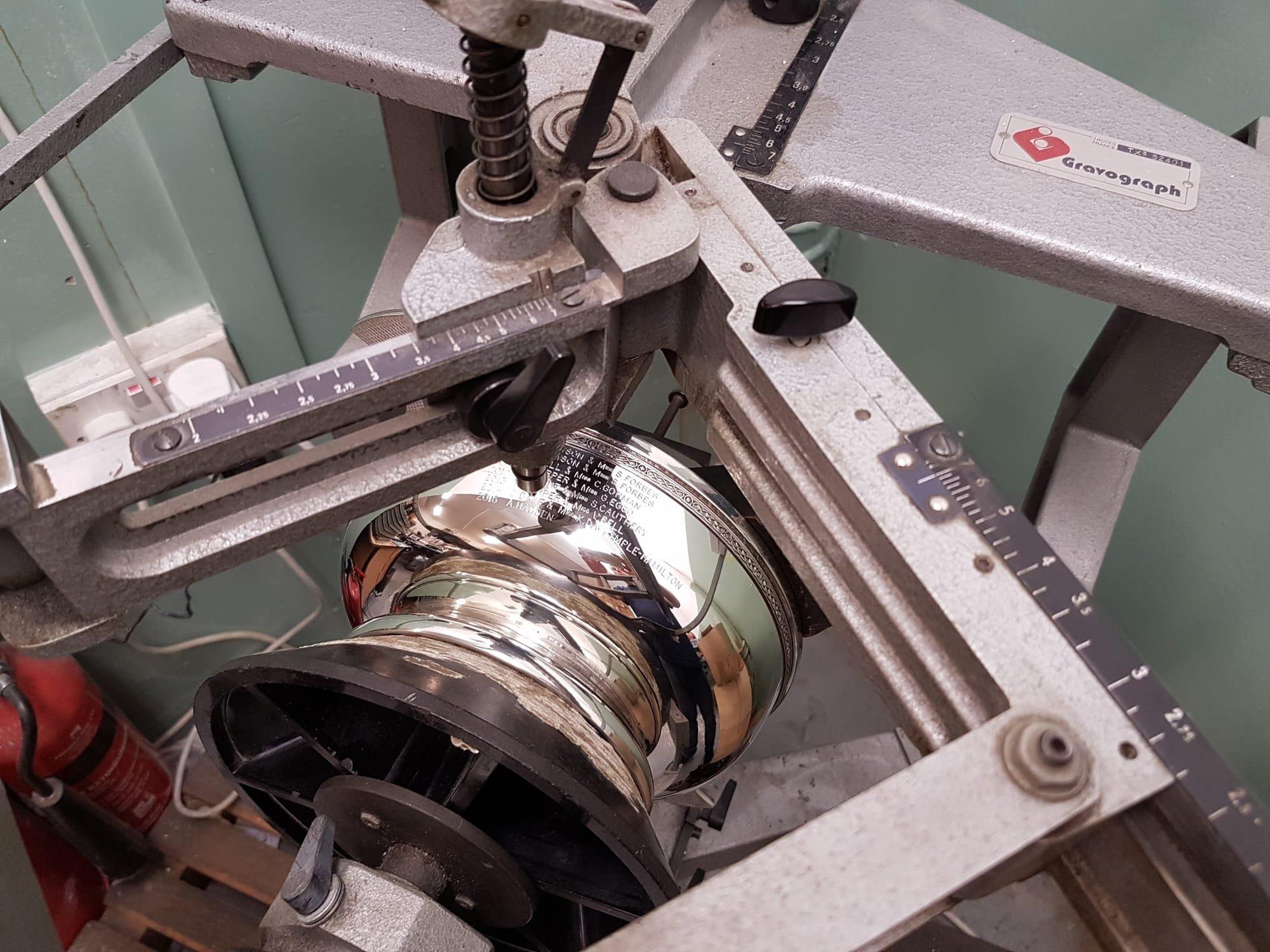 pantograph trophy engraving