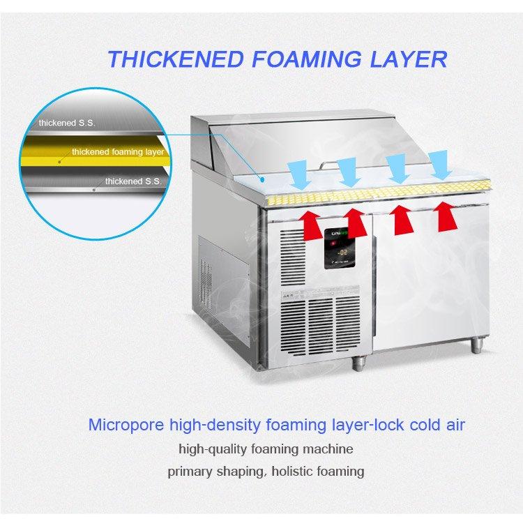 Commercial refrigerator, China commercial refrigerator