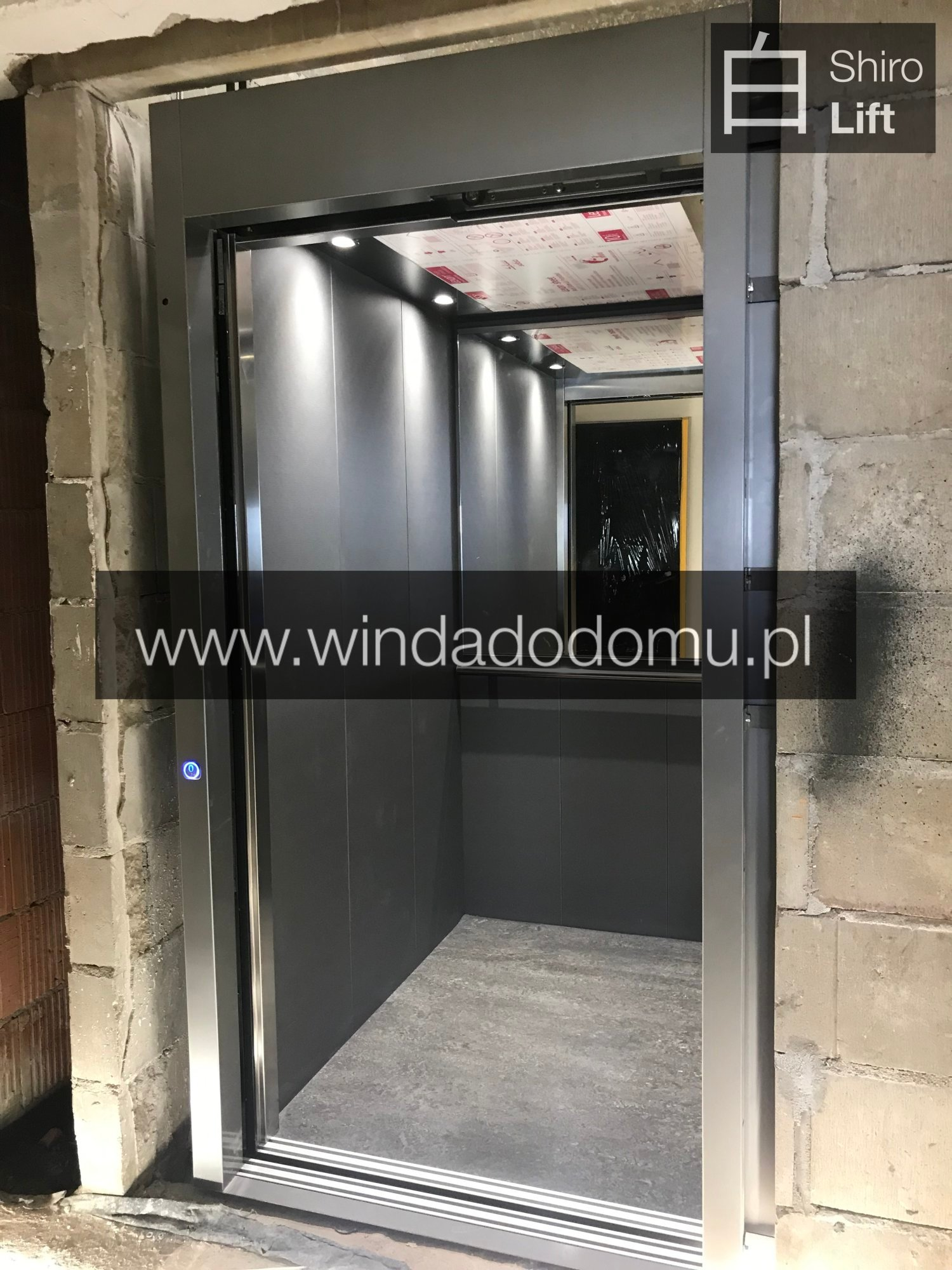 winda Indomo do domu prywatnego