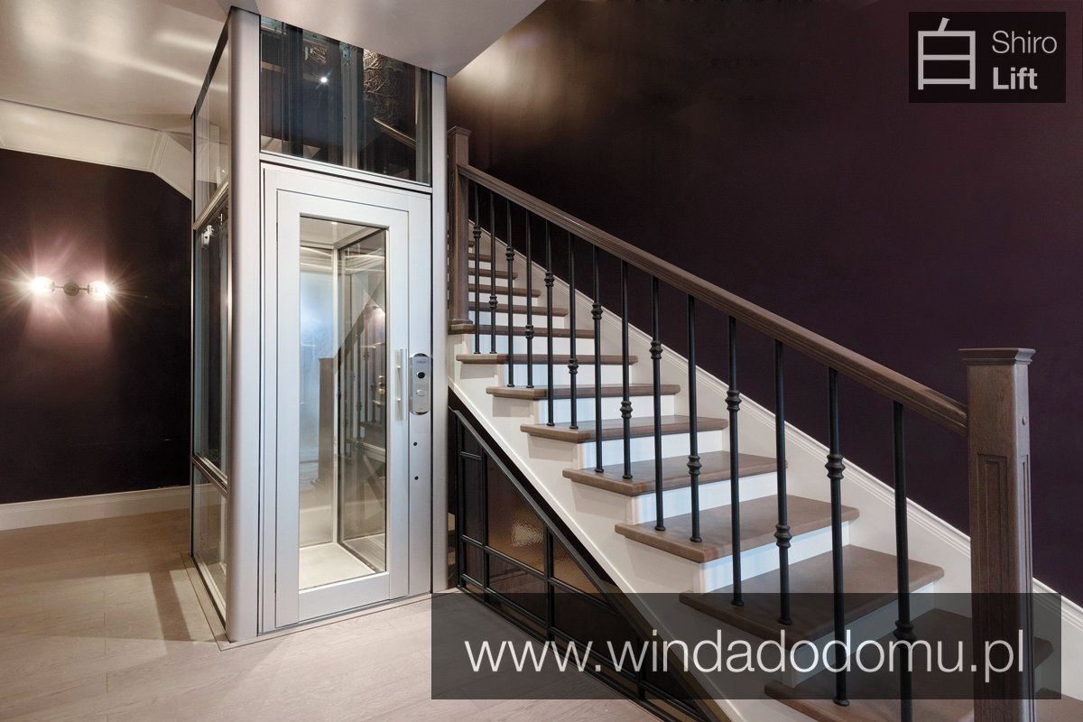 winda do domu jednorodzinnego