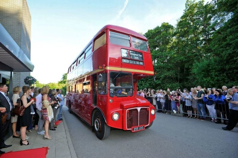 Prom Bus Hire