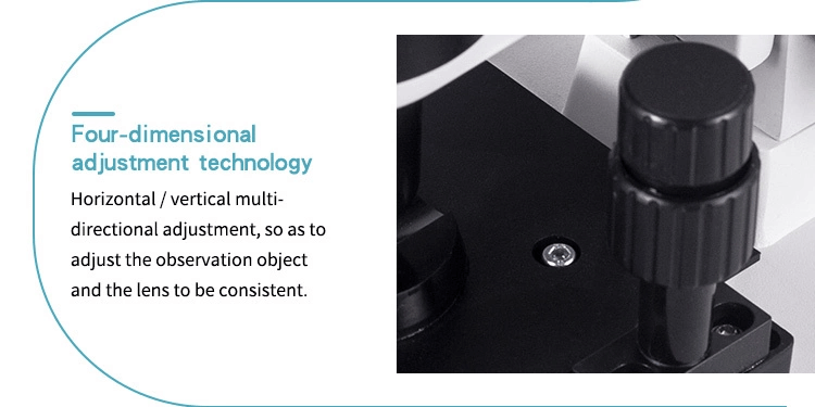 blood microcirculation microscope/nail-fold capillary microscope