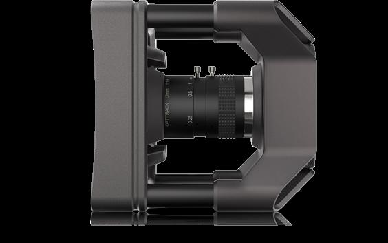 Intuitive and elegant designed camera