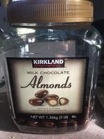 Milk Chocolate Almonds - Product