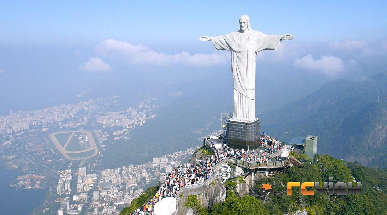 פסל ישו בריו דה ז'נרו - אתר חובה