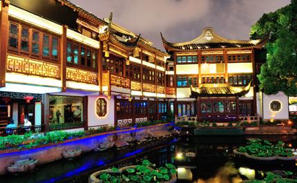 Shanghai le soir
