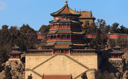 Palais-dete-Beijing