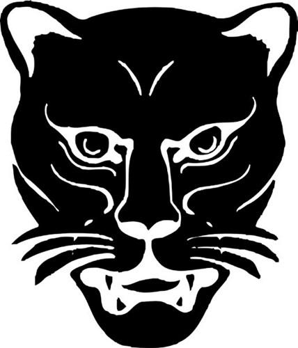 leopard head silver hallmark