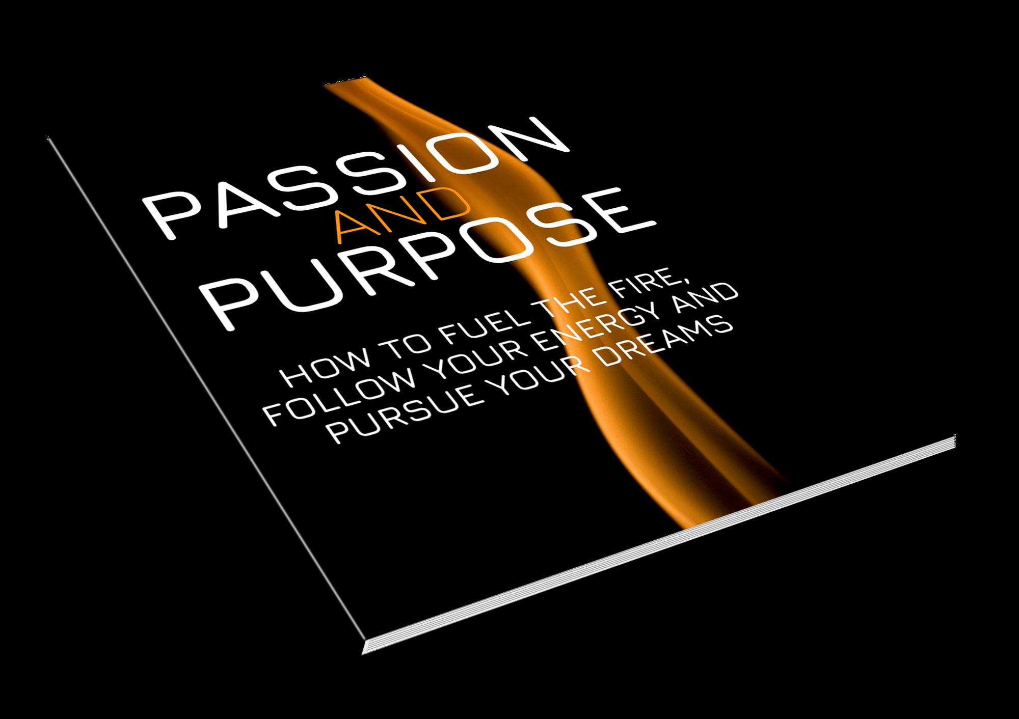 Passion & Purpose e-book