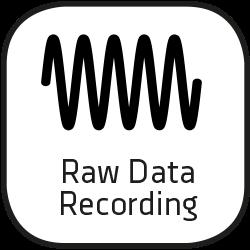 Raw Data Recording