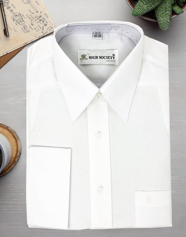 Camisa Hight Society Puño Doble
