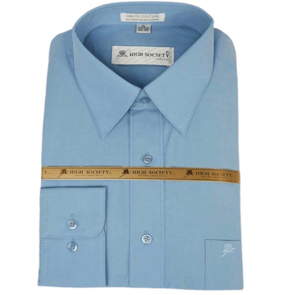 Camisa High Society 100% algodon