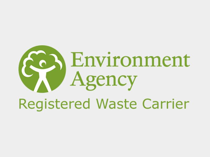Image result for registered waste carrier logo