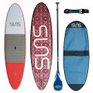 SUNS Cruise 11'1 SUP Package Adjustable Paddle