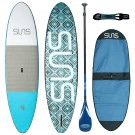 SUNS Cruise 10'4 x 32 SUP Package Adjustable Paddle