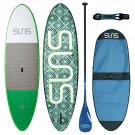 SUNS Cruise 9'8 x 32 SUP Package Fixed Paddle
