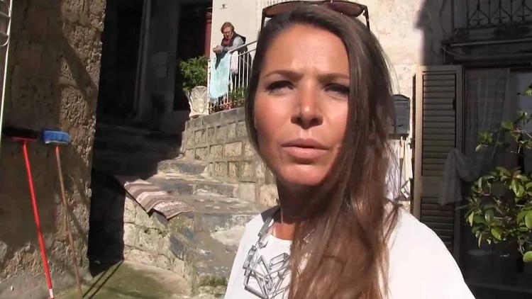 Cecilia Solari, a argentina que comprou uma casa por 1 euro na comuna siciliana de Sambuca