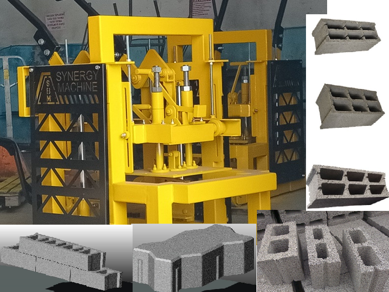 Machine a parpaing, machine de bloc béton, pondeuse parpaing, presse a parpaing, machine de fabrication de brique, machine fabrication de parpaing, machine parpaing, machine de pa