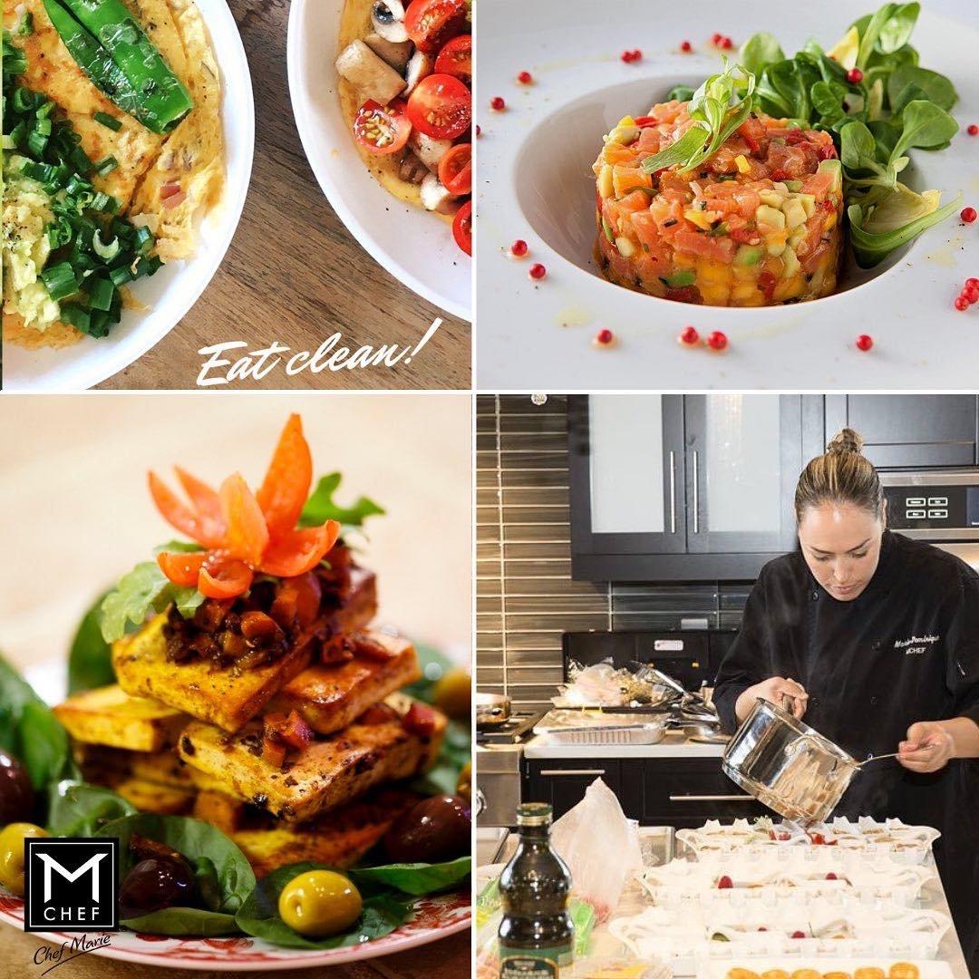 Reiki Chef Marie Weekly Prepared Meals
