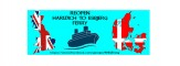 Reopen the Harwich to Esbjerg Ferry Group