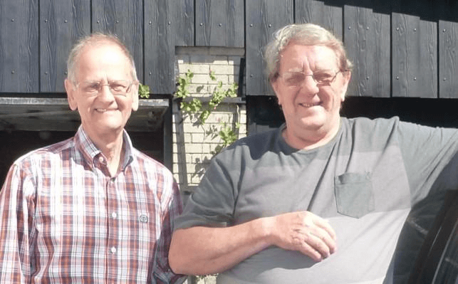 Petitioners: James Drennan and Hasse Pedersen