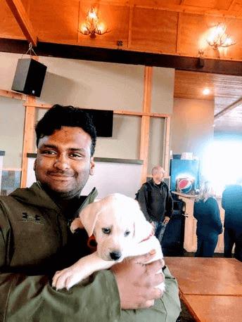 Meet Anirudh Yarlagadda (Andy)!