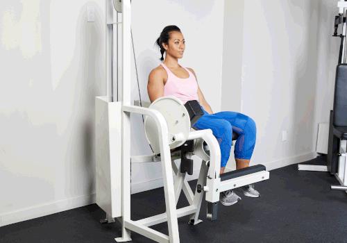 machine leg extension