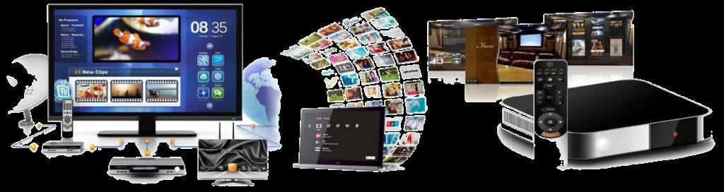 Iptv subscription devices compatible