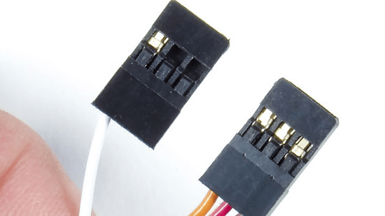 Castle Creations 1/8 Mamba Monster X Waterproof ESC - Receiver Wires